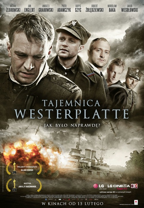 Тайна Вестерплатте (2013) смотреть онлайн