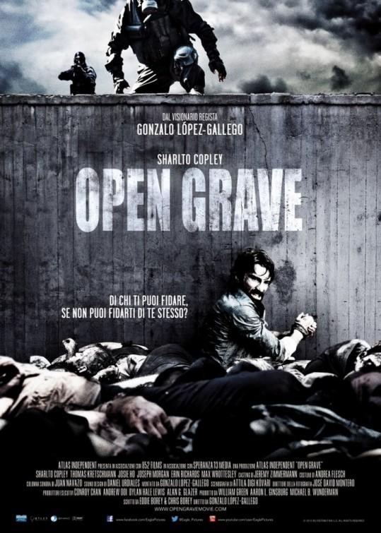 Открытая могила смотреть онлайн (ужасы, 2013) фильм