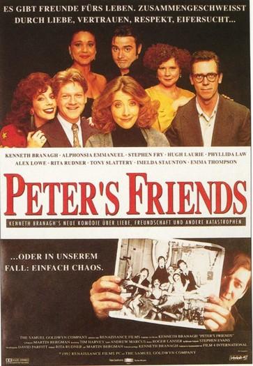 Друзья Питера / Друзі Пітера (1992) смотреть онлайн